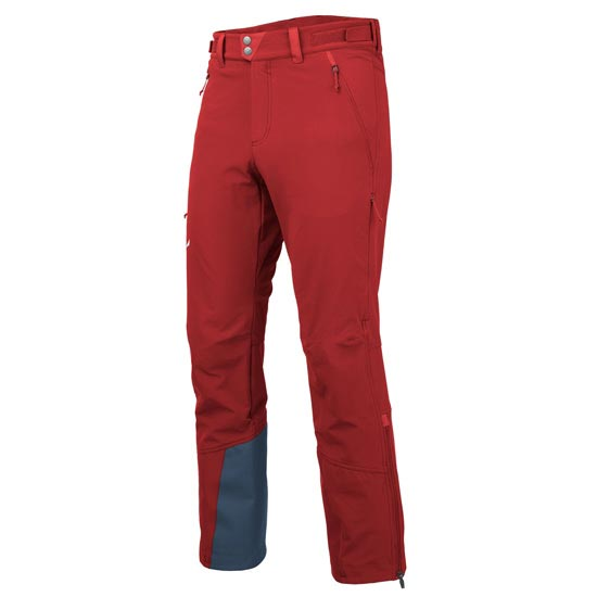 Salewa Sesvenna Freak Pant - Fire