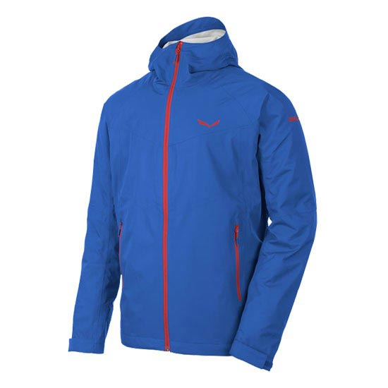 Salewa Puez (AQUA 3) Powertex Jacket - Nautica Blue