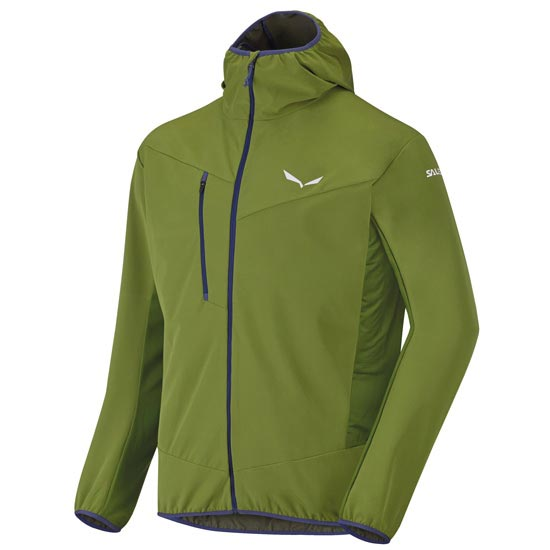 Salewa Sesvenna 2 Jacket - Cedar Green
