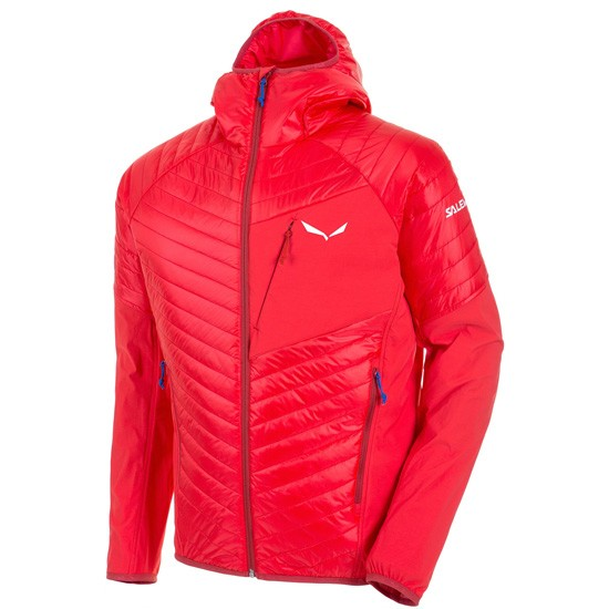 Salewa Ortles Hybrid 2 Jacket - Papavero
