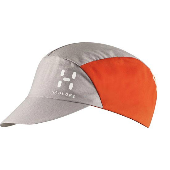 Haglöfs L.I.M Cap - Grey/Orange