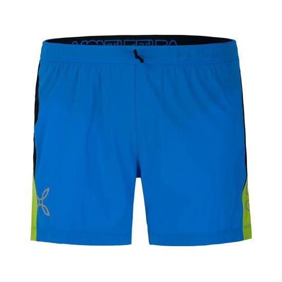 Montura Run Fast Shorts - Celeste