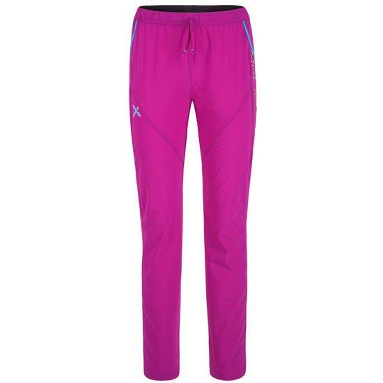Montura Free Fit Pants W - Fucsia/Azul