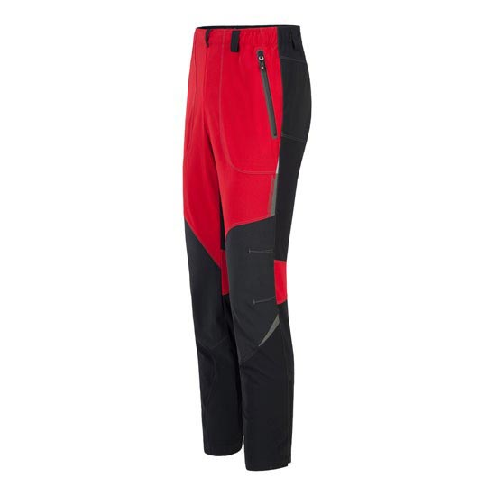 Montura Vertigo Light -7Cm Pants - Negro/Rojo