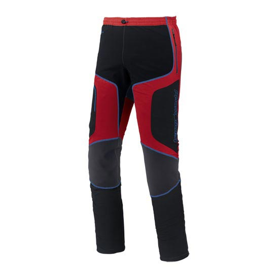 Trangoworld Ghawdex Sn Pant - Rouge volcan/Anthracite