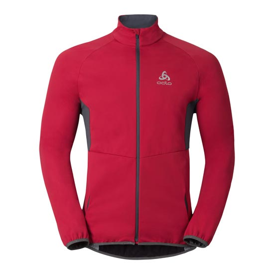 Odlo Stryn Softshell Jacket - Jester Red