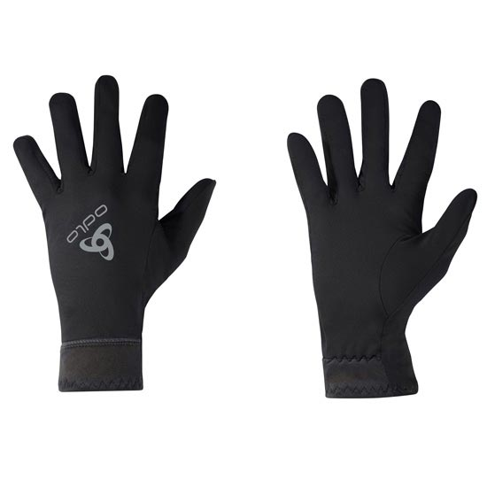 Odlo Allround Liner Light Gloves - Black