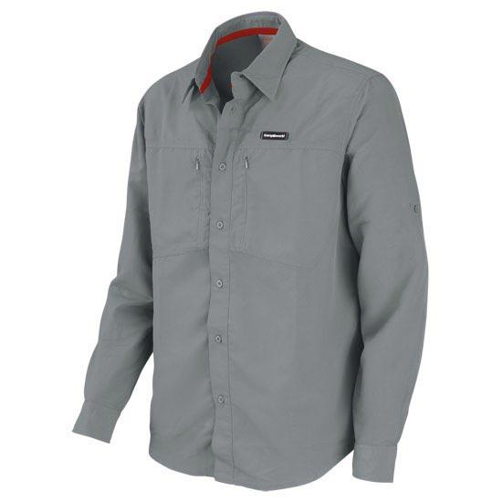 Trangoworld Nizuc Shirt - Gris Roca
