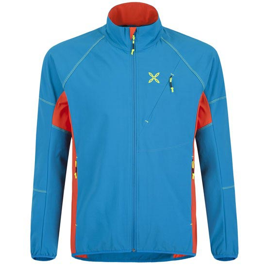 Montura Bright Jacket - Azul/