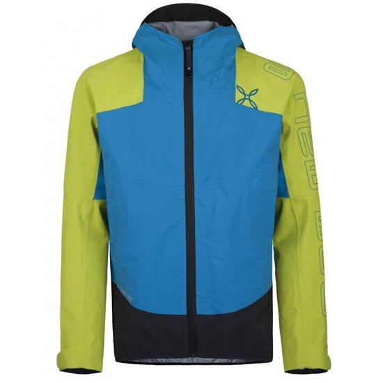 Montura Starlight Jacket - Cielo/Verde ácido