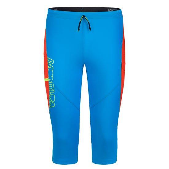 Montura Activity 3/4 Pants - Azul/Rojo