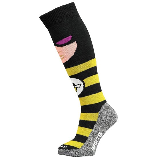Barts Skisock Super Hero Kids - Yellow