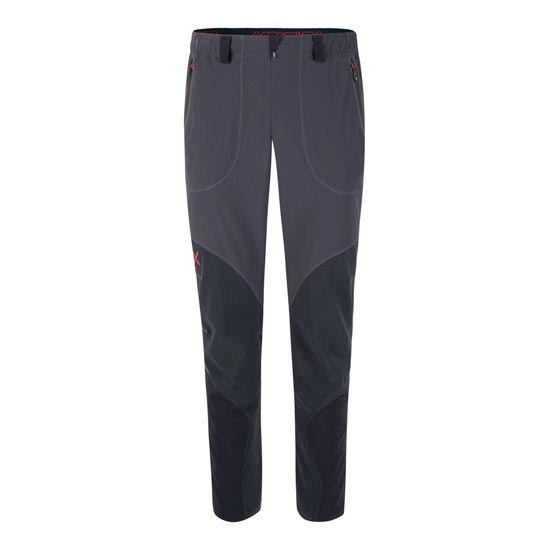 Montura Vertigo Light Pant - Negro/Antracita