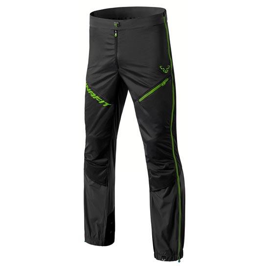 Dynafit Mezzalama PTC Alpha Pant - Asphalt/Green