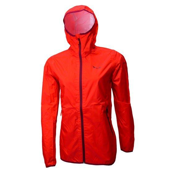 Salewa Braies Rtc Jacket W - Papavero