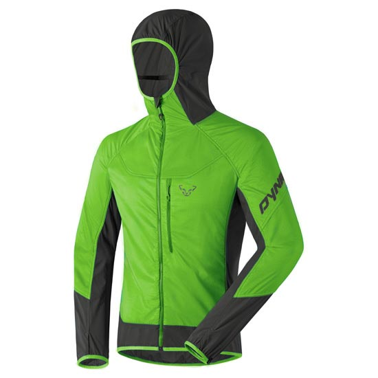 Dynafit Mezzalama Alpha PTC M Jacket - DNA Green
