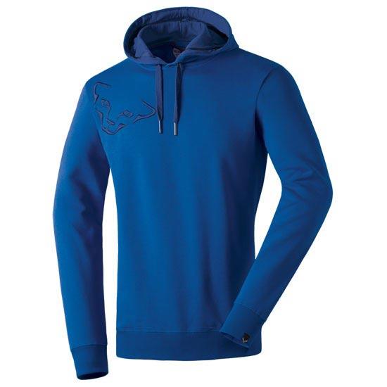 Dynafit Logo Hoody - Blue