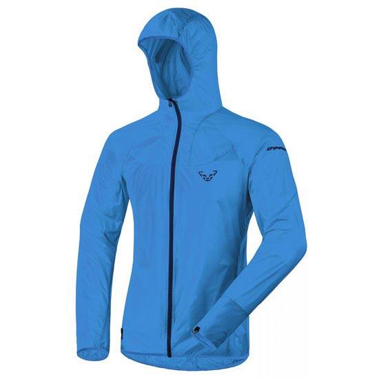 Dynafit React Ultralight Jacket - Sparta Blue