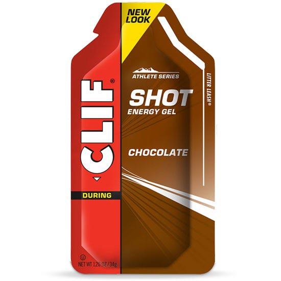 Clif Bar Gel Chocolate -