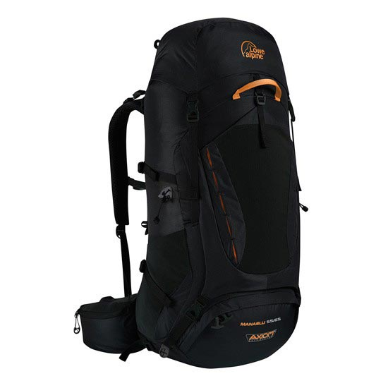 Lowe Alpine Manaslu 55-65 Large - Black