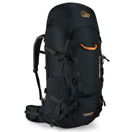Lowe Alpine Cerro Torre 75-100 Large - Black