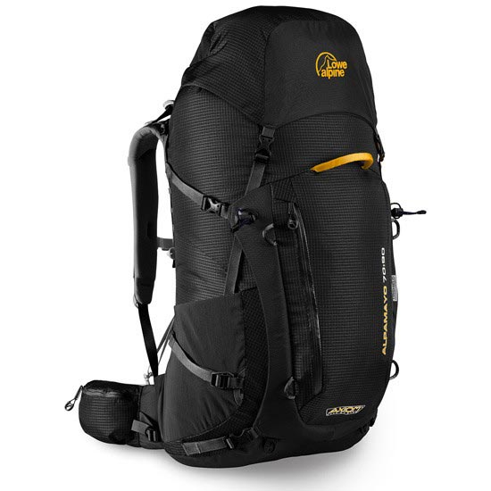 Lowe Alpine Alpamayo 70-90 Large - Black
