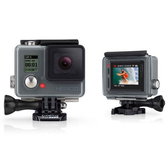 Go Pro Hero + Lcd - Photo de détail