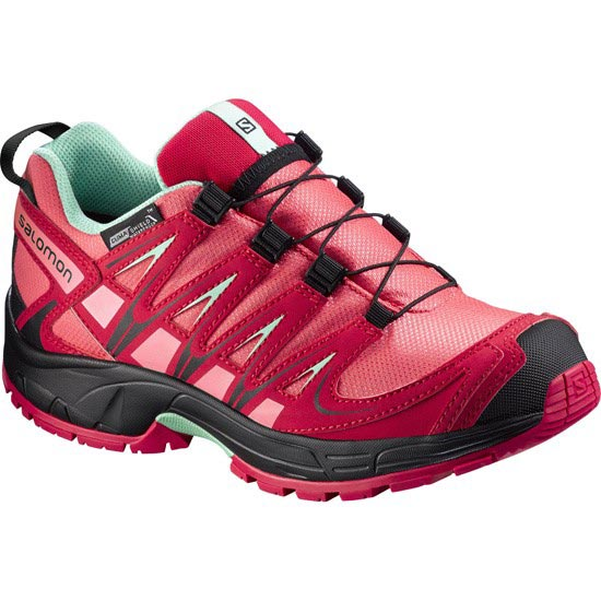 Salomon Xa Pro 3D  Jr - Madder Pink/Lotus Pink