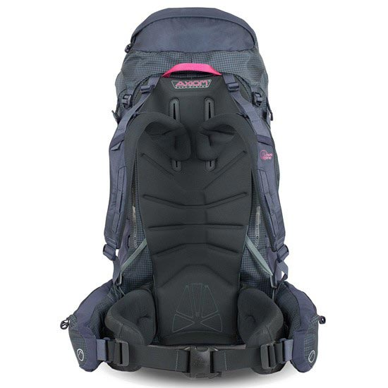 Lowe Alpine Cerro Torre 60-80 W - Photo de détail