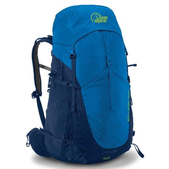 Lowe Alpine Eclipse 45-55 Regular - Giro/Blue Print