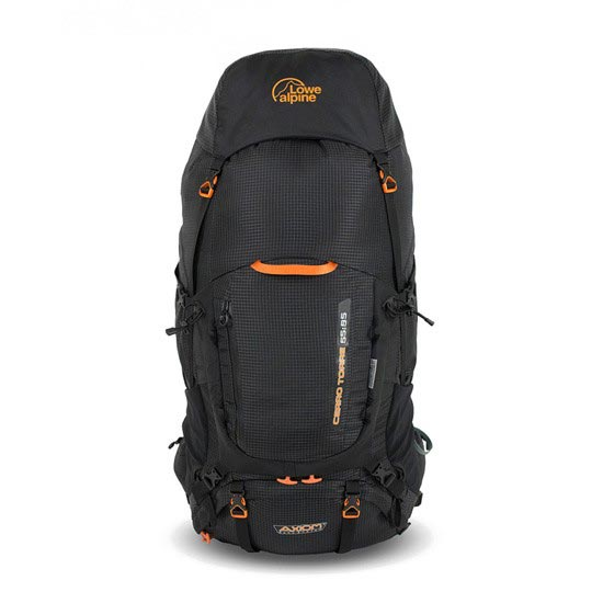 Lowe Alpine Cerro Torre 65-85 Large - Black