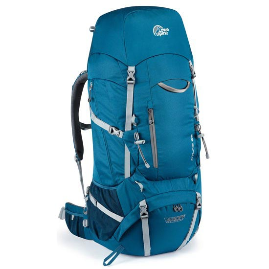 Lowe Alpine Atlas 65 - Atlantic Blue/Zinc