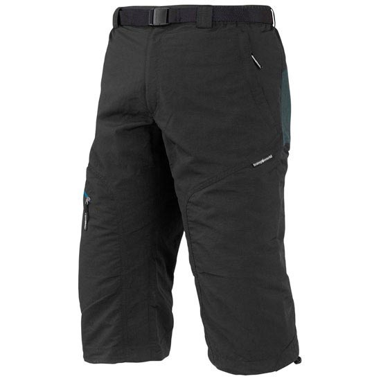 Trangoworld Brood Pant 3/4 - Black/Dark Shadow
