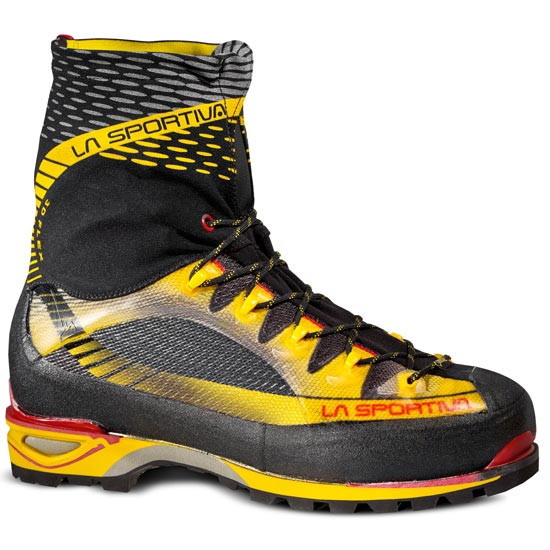 La Sportiva Trango Ice cube Gtx - Black/Yellow