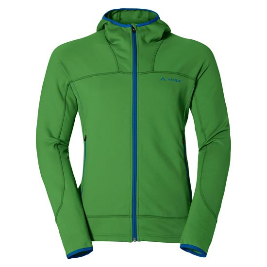 Vaude Basodino Hooded Jacket II - Parrot Green