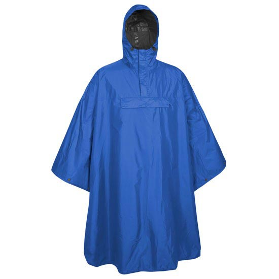 Salewa Puez (TEC) Raintec Poncho - Nautical Blue