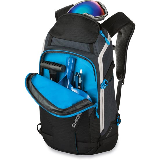 Dakine Heli Pro Dlx 24L - Photo de détail