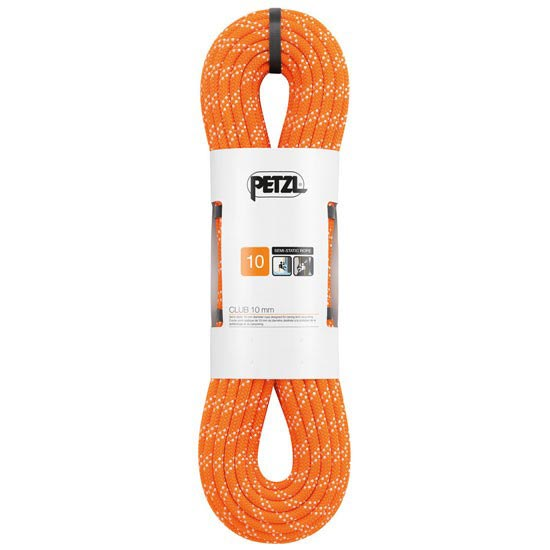 Petzl Club 60 m x 10 mm - Orange