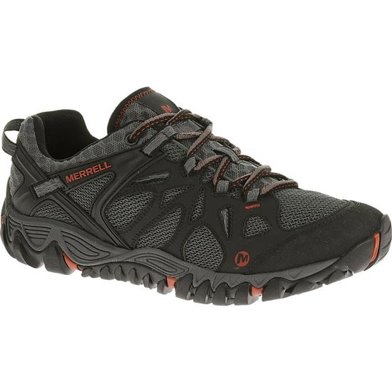 Merrell All Out Blaze  Aero Sport - Black/Red
