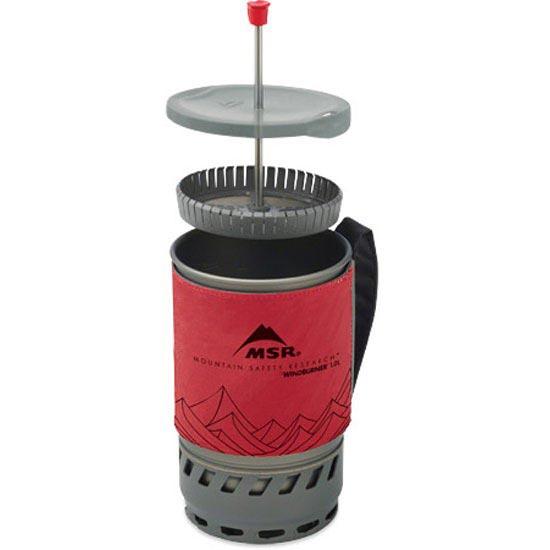Msr Coffee Press Windburner 1L - Photo of detail