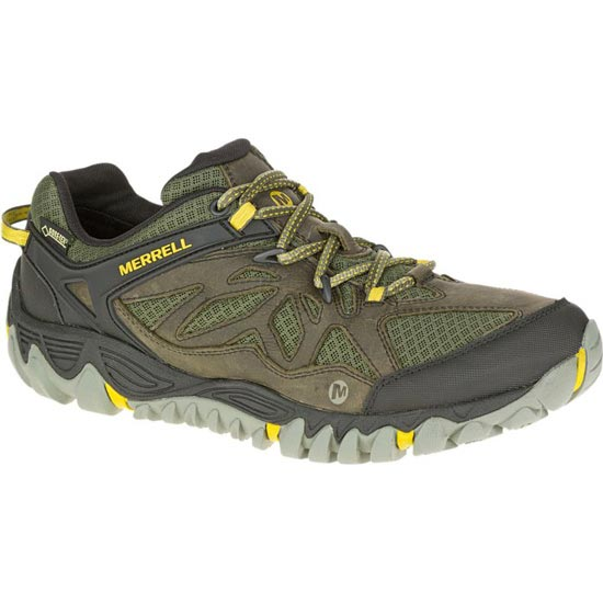 Merrell All Out Blaze Vent GTX - Olive