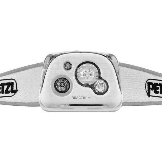Petzl Reactik + 300 lúmenes - Photo of detail