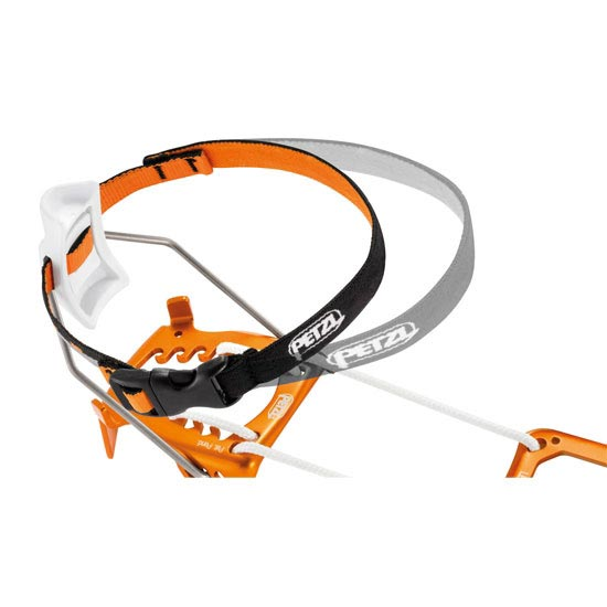 Petzl Leopard Leverlock Fil - Photo de détail