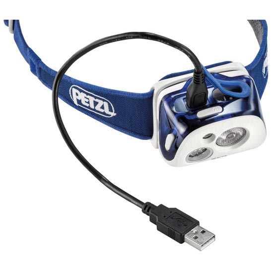 Petzl Reactik 190 lumens - Photo de détail