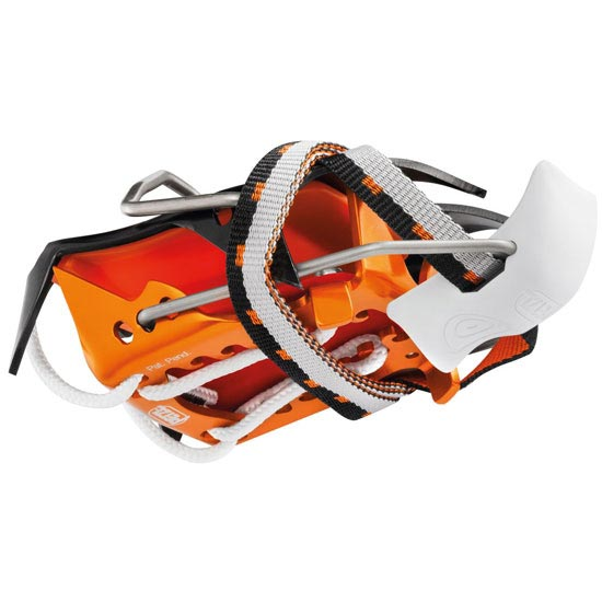 Petzl Irvis Hybrid Leverlock Universel - Photo of detail