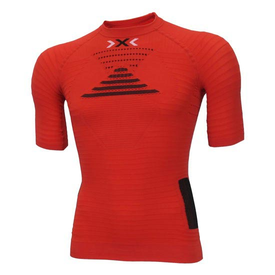 X-bionic Effektor Running - Flash Red/Black