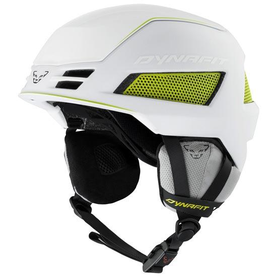 Dynafit ST Helmet - White/Cactus