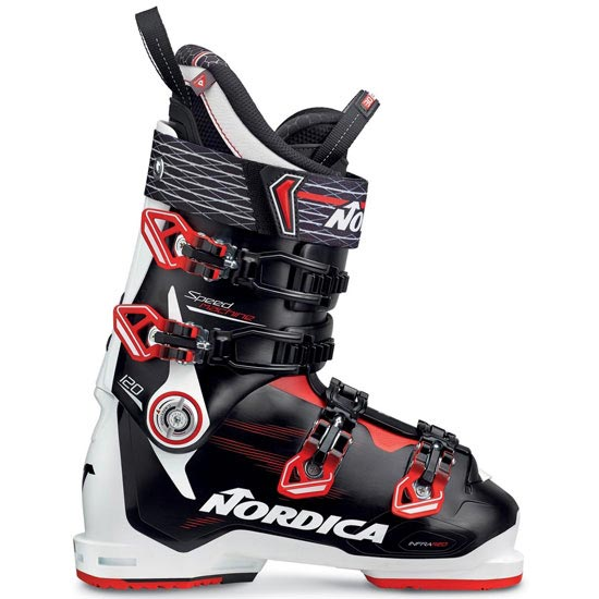 Nordica Speedmachine 120 Thermoformable - Black/White/Red