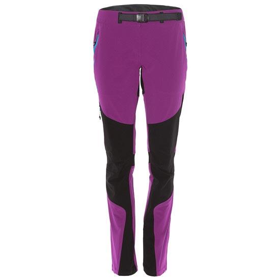 Ternua Sopka W - Dark Violet/Black