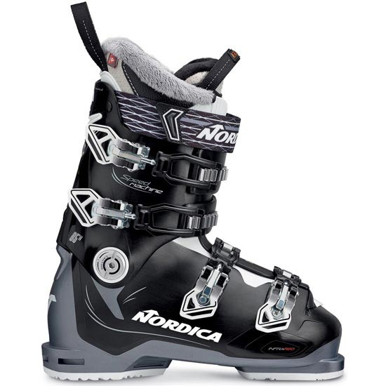 Nordica Speedmachine 85 W - Antracita/Black/White